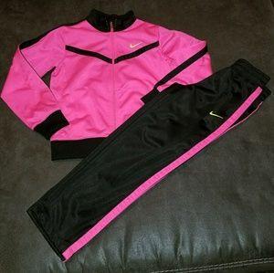 *NEW* Nike Set   Girls Size 6   Pants Jacket Suit